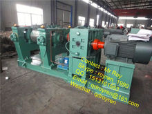 High Efficiency Waste tire recycling rubber powder line waste tyre solutions