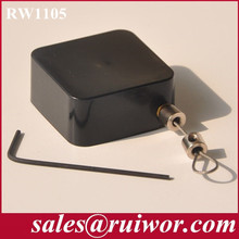 Square Rebound Open show Security Cord with adjust lasso End