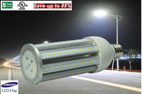 most powerful led flood outdoor post light e27 led corn bulb