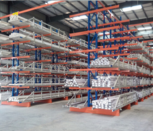 Storage Steel Cantilever Rack for long objects