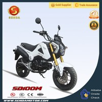 New 100cc Pocket Bike Mini Motorcycle with EEC/Street Bike for Sale from China SD100M