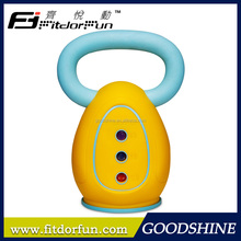 Eco Friendly Professional World First Patented Adjustable Weight kettle bell swings