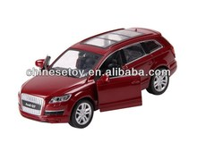 2014 New Arrival Super Quality Scale 1:24 Branded Car Openable Doors Diecast Car Die Cast Alloy Car