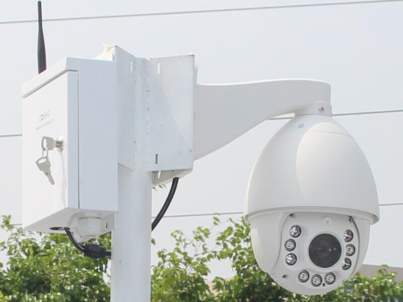 M601W WiFi Outdoor PTZ IP Camera 3xOptical Zoom 49mm