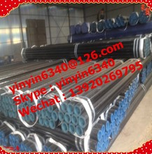 china alibaba website ASTM A53/ A106B Carbon Seamless Steel Pipe/tube manufacturer wholesale in stock