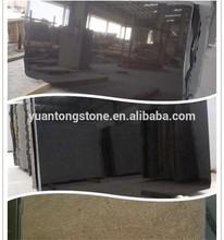 Hot barato chino granito y negro azulejos del granito