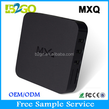The cheapest android tv box hd sex porn video 1G+8G with learning function Remote