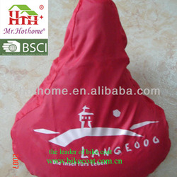 Cheapest bicyle saddle cover made in China