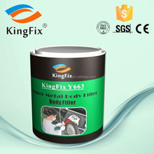 car body Unsaturated polyester resin seal