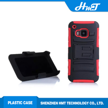 New Arrival hybrid shock proof mobile phone case for HTC ONE M9