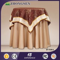 cheap and high quality embossed heavy metal free table cloth pvc film