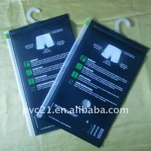 OEM/ODM frosted EVA Hook Bag (ISO certificated)