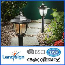2015 Hot Sale Solar Garden Light High Quality solar pir security light Series Solar Outdoor Lamp
