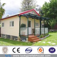 prefabricated villa, steel structure prefabricated villa for accommodation