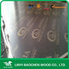 types concrete formwork/linyi shuttering film faced plywood used as concrete formworks
