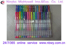 36pcs Colorful Gel Pen Set