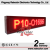 Exporting of Africa, Europe and the United States Advertising P10 LED Display Outdoor CE, RoHS, FCC ,ISO approved