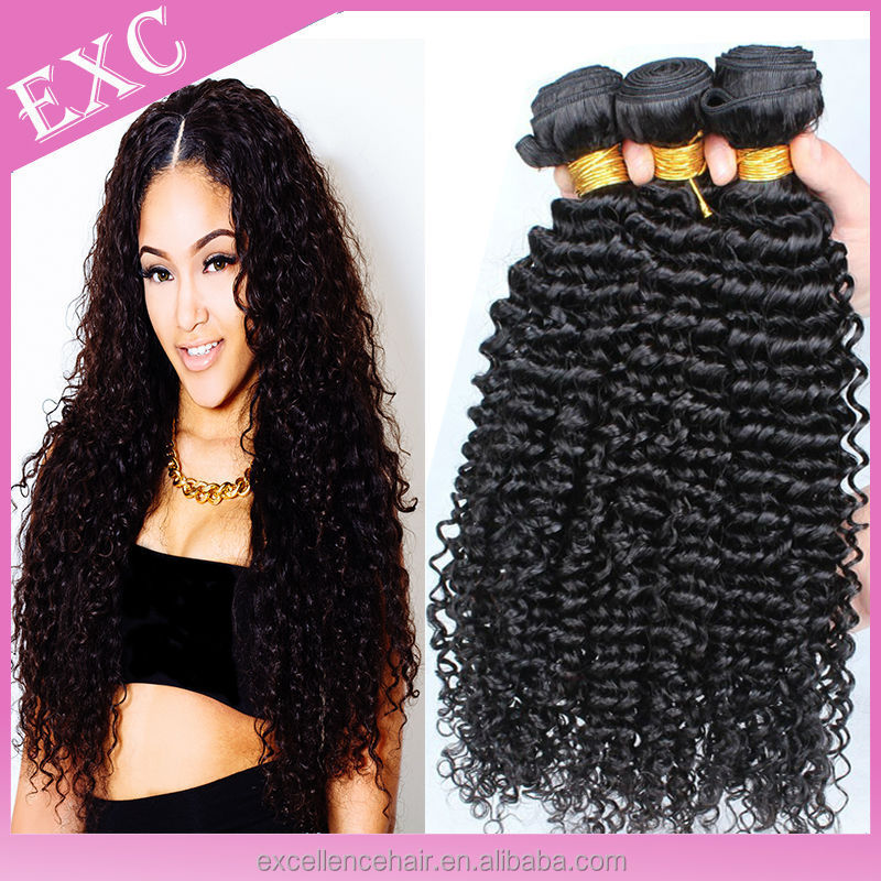 Brazilian afro kinky human hair weave one piece one donor 100 remy