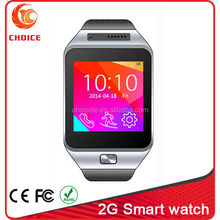 2015 built in camera mobile fitness watch phones, OEM support to design your own watch