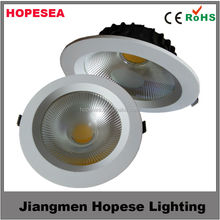 quality 3 years warranty cob led downlight 30w 6 inch led downlight AC230v from Chinese supplier