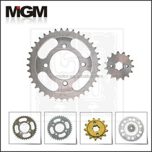 MGM best motorcycle sprockets and motorcycle front sprocket for sale, dirt bike sprockets