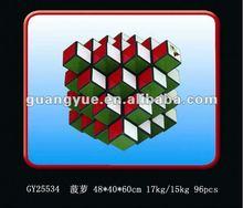 GY25534 fashion toy educational magic cube