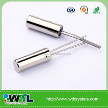 WTL crystal tuning fork crystal 32.768khz 2.6*3.8mm test crystal oscillator