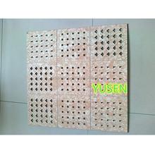 carved grille MDF board