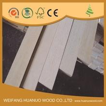 full birch LVL for bed slats