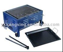 Smoker grill ceramic charcoal bbq grill