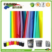 CD-2040 Resin free pigment colorant for textile one bath dying
