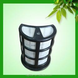 China green tea maker machine plastic round tea filter in 2016