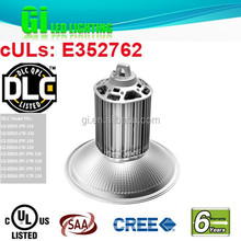 UL DLC listed 200w led high bay ligh available in US warehouse with 6 years warranty