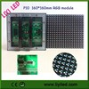 Shenzhen good price led sign DIY p10 outdoor led matrix module\outdoor led panel P10