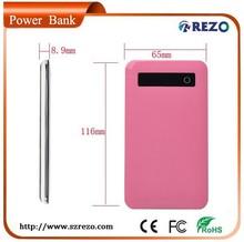Shenzhen wholesale power bank for macbook pro /ipad mini