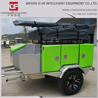 2015 New model camper trailer tool box