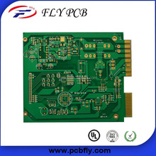 FR4 PCB board with gold finger surface finishing
