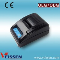 CE certified , widely used in supermarket portable thermal printer