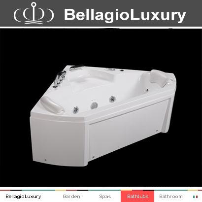 petite baignoire profonde spa bain remous portable baignoire personnelle triangle baignoire. Black Bedroom Furniture Sets. Home Design Ideas