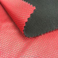 TPU + Poly Polar Fleece Bonded Fabric