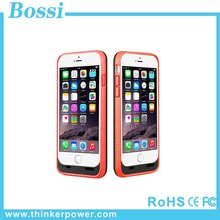 new product wireless cell phone case for iphone battery case for iphone6