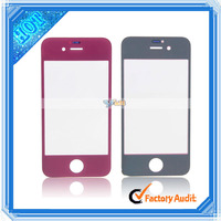 Color Glass For iPhone 4S Purple (87014982)