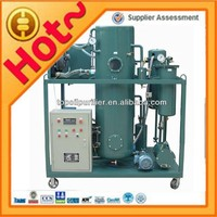Portable Hydraulic Oil Recovery System To Restore Oil Specifications