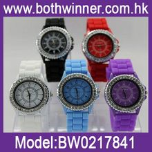 TG251 two tone silicone watch