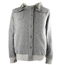 European Polyester Super Soft Men OEM Fleece Hoody Jacket For Men, With Polyester Baseball Jacket,Bike Jacket.Slim Fit Jacket