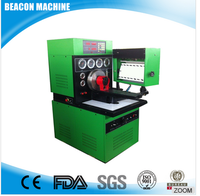 MINI12PSB diesel the engine injector pump test bench from machine manufacturers