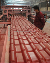 High quality Royal Style roof tile/Plastic tiles/spanish synthetic resin roof tiles prices
