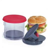 HOT SALE Kitchen Tool Plastic Beef Meat Burger Press Hamburger Patty Maker Set