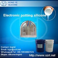 Liquid Potting Silicone Rubber for solar (PV) panel