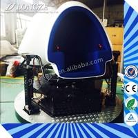 9D VR Glasses 3 Seats 360 Degree Theme Park Amusement Equipment 5D 6D 7D 9D Xd Cinema From Longze